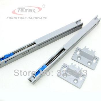 10pcs Kitchen Cabinet Gliding Sliding Soft Close Drawer Slides Cupboard Hydraulic Buffer Damper Hardware