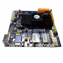 10 SATA d2550 dual NIC ITX 10sata NAS NAS storage Motherboard HTPC NAS MINI ITX MB(China (Mainland))