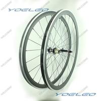 1461g UD Matte Carbon Aluminum Wheelset Clincher 38mm 700C Carbon Alloy Wheels Novatec 291-SL/482-SL , CN  424 Aero Spokes