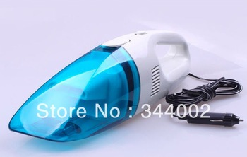 New Mini Powerful 60w Portable Car Vacuum Cleaner Car Dust Collector Cleaning dry wet amphibious 12v