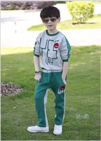 2013 new arrival fashion child clothing child sport sets  free shipping