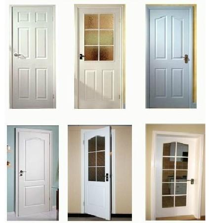Painting A Flush Interior Door
