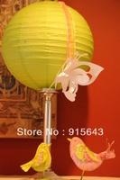 "Free Shipping (10pcs/lot) 8""(20CM) Round Paper Lantern, festival birthday party wedding Home Decoration."
