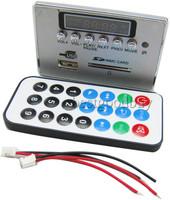 MP3 decoder board mp3 decoding player Digital car Audio Player Usb/SD/FM/AUX