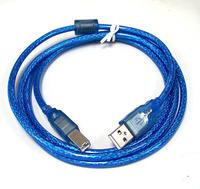 Free shipping 1.5 meters usb2.0 standard d usb line printer line