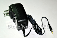 US Switching Power Supply Output  13V 1.8A Input 100-240 23,4W Wall-mount Power  AC Battery Charger BLACK