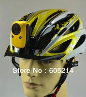 Waterproof Full HD mini video camera H5C Sports Mini DV 120 wide-angle degree For Outdoor Sports