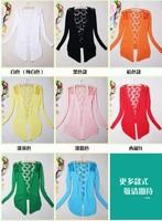 happy SZ   autumn winter fashion Women Lace long sleeve short Crochet Knit Blouse Sweater Cardigans big KS0010 dhcx