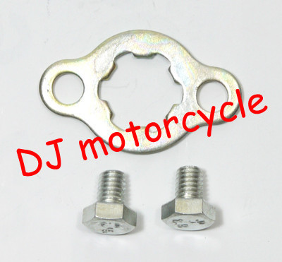 17mm motor tandwiel borgplaat xr50 125 crf50 dirt bike atv mini quad goedkope motorcross tandwiel slot gratis verzending