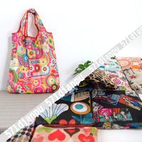 Free Shipping Big fashion waterproof folding shopping bag