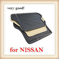 Waterproof Car trunk Mats for Nissan Tiida trunk Mats Nissan Teana trunk Mats Nissan Sunny trunk Mats
