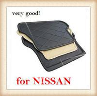 Waterproof Car trunk Mats for Nissan Tiida trunk Mats Nissan Teana trunk Mats Nissan Sunny trunk Mats
