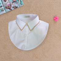 2013 diamond false collar formal peaked collar shirt gentle all-match collar new arrival women's accessories
