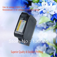 Eabay Hot Sales!! Free Shipping,  Wholesale Remanufactured H-23 Ink Cartridge C1823A C1823D For HP officejet 590