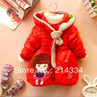 Free shipping  13 Korean version of  new winter ball collar cute female baby cotton scarves wholesale
