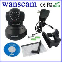 1.0 MegaPixel 720P HD Pan Tilt Dual Audio Support 32G TF Micro SD IR Cut Remote Monitor Wireless Wifi Network IP Internet Camera
