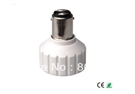 BA15D to Gu10 lamp base adpater, with BA15D Lamp base, Gu10 lamp holder, Lamp holder converter, CE Rohs(China (Mainland))