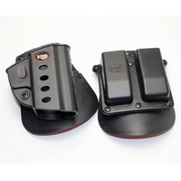 F Evolution Holster RH Paddle HOLSTER BRV For Beretta Vertec, Tarus 92, 99 DOUBLE MAGAZINE POUCH PADDLE 6909