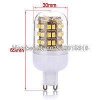 Free Shipping 10pcs/Lot LED Spot Light G9 Bulb Lamp  SMD 3528 48 LED 200-240V