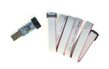 NES USB ISP Programmer for ATMEL AVR ATMega ATTiny 51 Development Board