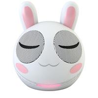 Sale Hello Kitty Wireless Protable Mini Speakers Dock Station for iPhone iPod Cartoon Animal Sound Box Loudspeaker Freeshipping