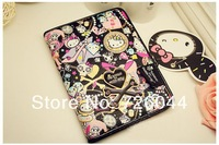 2013 Hot-selling Hello Kitty Wallets PU Leather Girls' Wallet Cartoon Wallet Good Quality Retail and Wholesale