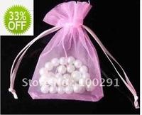 freeshipping ! fashion 1000pcs green  jewelry bags,gift bags
