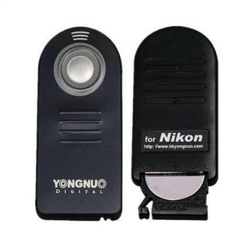 ML-L3 Wireless IR Remote Control For Nikon D40,D40X,D50,D60,D70,D70S,D80