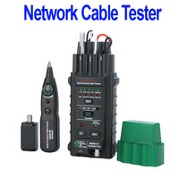 Multifunctional Handheld Network Cable Tester Wire Telephone Line Detector Tracker BNC RJ45 RJ11 freeshipping wholesale