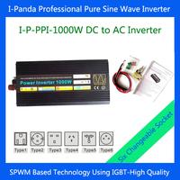 1000W Power inverter,1000W DC to AC pure sine wave inverter,Off-grid solar power  inverter 1000W for solar power system 1000w