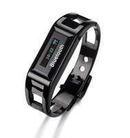 Bluetooth bracelet watch vibrate anti-theft smart watch time caller id