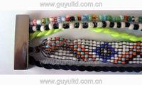 Wholesale 2013 new design Brazilian Style Colorful  Fashionable Mixed woven Magnetic  Hipanema Bracelet 10pcs/lot Free Shipping