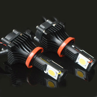 On sale,Auto car headlight high power H8/H9/H10/H11/H16 50W high power car LED head light 1800LM with US Cree Chips