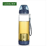 Freeshipping  580ml and 760ml sports water bottles  tea convenient pot outside water bottle