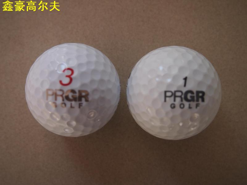 Prgr9 second hand golf ball hand ball 3 - 4 ball golf products(China (Mainland))