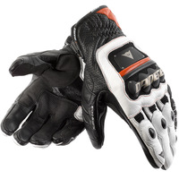 2013 Original Guanto 4 Stroke genuine Leather Street Gloves  motorcycle motorbike racing  gloves  5 color Size M L XL