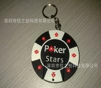 4GB 8GB 16GB 32GB pokerchips U disk pokerstars USB flash memory drive  wholesale