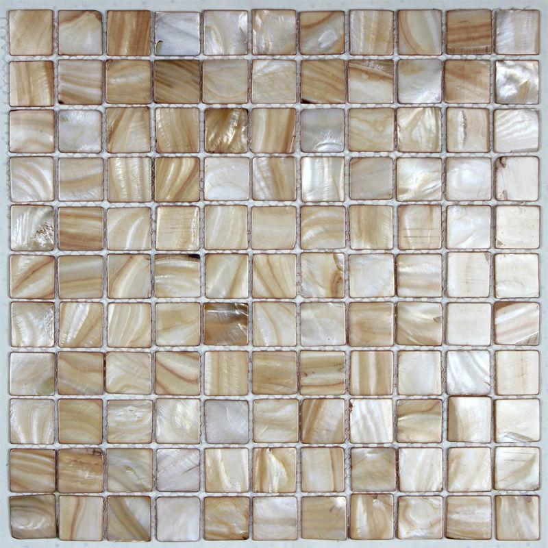 mother of pearl tile backsplash fresh water shell mosaic subway tiles