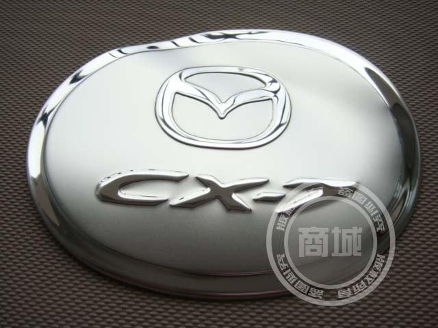 Крышка бензобака Mazda CX-7 2007/2011 Mazda cx/7 защита заднего бампера rival r 3803 008 комплект крепежа mazda cx 5 2011 2015 2017