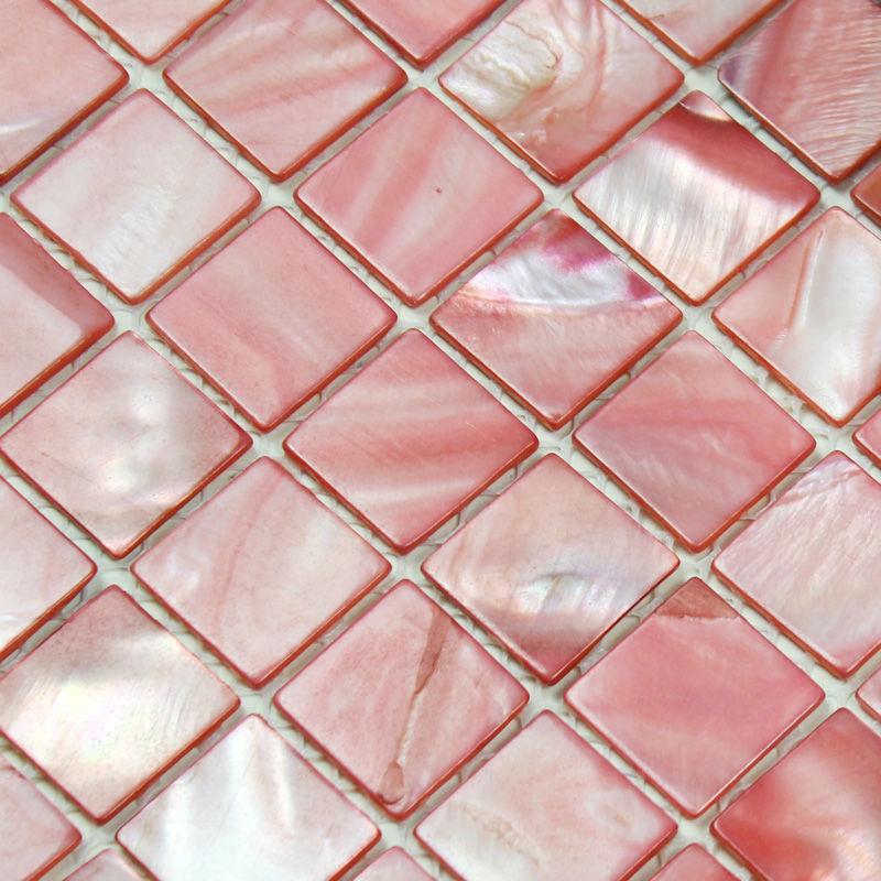 Mother Of Pearl Tile Backsplash Fresh Water Shell Mosaic