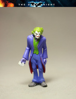 1(pcs) x New Batman THE DARK KNIGHT The Blue Joker Figure Collectible Toy Gift for Kids Children FREE SHIPPING to WORLDWIDE
