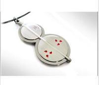 Free shipping naruto necklace toys weapon uchiha madara necklace 2pcs/lot