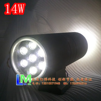 2014 YEAR HOT SALE 14w Led wall lamp outdoor wall lamp double slider 7w wall lamp wall lamp