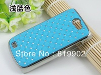 New arrival For Samsung Galaxy W i8150 Case Cover i8150 Luxury Diamante Diamond Bling Chrome