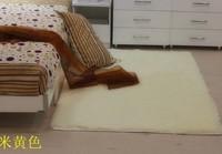 On sale 80*180cm beige carpet 1 piece non slip carpets for living room sofa carpets bathroom  Free shipping