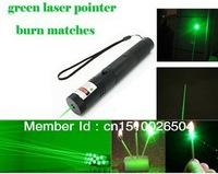 Official original high quality Laser ST301 200mw 532nm Green Laser Pointer Pen  Zoomable Burning Matches