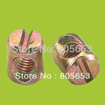 Furniture cross head hammer nut barrel nut (N2911)