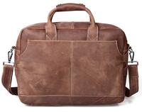 free shipping by EMS!!2013 fashion genuine leather handbag men's bags messenger bag Laptop Briefcase bags shoulder bags 1019
