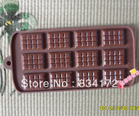 1 X The silicone chocolate mould biscuits mould super good with super Nice  Free Shipping
