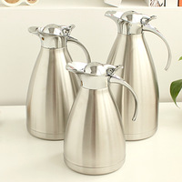 Stainless steel thermal pot thermos bottle hot water bottle vacuum hot water pot hot water bottle 33769